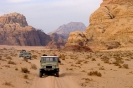 Jeep Tour - Wadi Rum Desert Tours