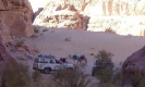 Rest in the Shade - Wadi Rum Desert Tours