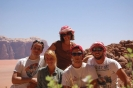 Tourists in Wadi Rum _2