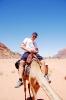 Tourists in Wadi Rum _7